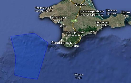 Розташування Скіфської ділянки