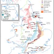 Сланцевий газ у Великобританії